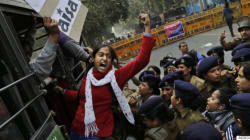 Caste. Sedition. Oppression: How a Student's Suicide Sparked an Uprising in