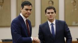 Accordo Psoe-Ciudadanos su un governo