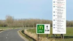McDo France se paie la tête de Burger