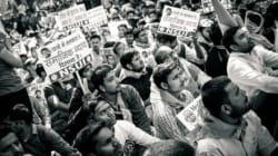 PHOTOS: Chalo Delhi – For Rohith