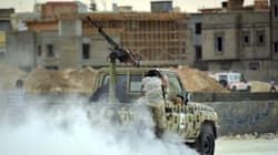 Commando francesi schierati a Bengasi per