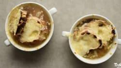 La recette de la soupe à l'oignon impossible à