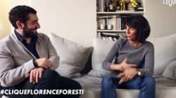 Florence Foresti a bien énervé Booba avec cette