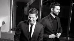 «Deux hommes en or»: les invités de la
