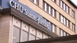 Hôpital Sainte-Justine: des parents soulagés