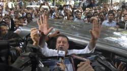 Sanjay Dutt Released From Yerwada