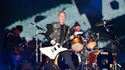 Metallica sort un album pour les victimes des attentats du 13