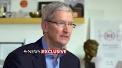 Tim Cook: If The FBI Gets What It Wants, It Will Threaten Public