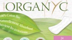 La marque Organyc rappelle 3100 boîtes de protège-slips