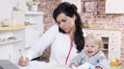 Devenir maman est le bon moment pour créer son