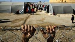 Sur la frontière entre la Turquie et la Syrie, il se déroule des