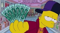 Quand Bart Simpson parodie le clip de Drake «Started from the bottom»