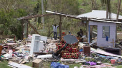 Tens Of Thousands Homeless In Fiji Following Cyclone