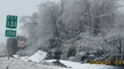Over 250,00 Wake Up Without Power In Quebec,