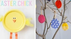 Bunnies, Chicks And Eggs, Oh My! 18 Cute Crafts To Celebrate