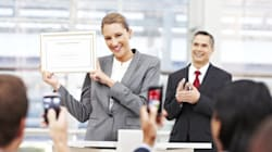 4 Business Lessons To Take Away From Awards