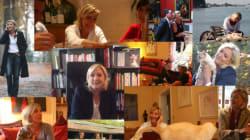 Ce que dit la nouvelle com' de Marine Le Pen (et ce qu'elle ne dit
