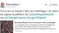 Pas sûr que cette contre-pétition signée par Gattaz et Parisot aide vraiment El
