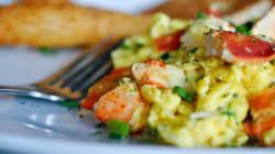 Cet ingrédient secret rendra vos œufs brouillés