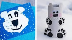 12 Polar Bear Crafts To Welcome The Toronto Zoo's Newest
