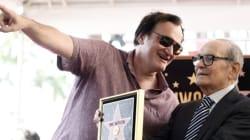 La stella di Morricone brilla nella Walk of Fame