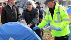 Occupy Toronto Served Eviction