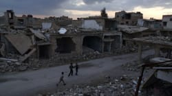 Syria Fighting Mostly Stops As Truce Takes