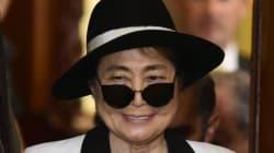 Yoko Ono Taken To Hospital With 'Serious