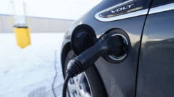 Half Of New Cars Could Be Electric By