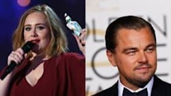 Anche Adele tifa per DiCaprio: