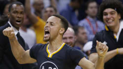 This Long Range Steph Curry Buzzer-Beater Was The Best Thing We Saw This