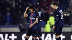 Première défaite pour le PSG depuis le 15 mars