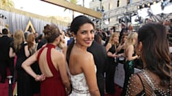PHOTOS: Priyanka Chopra Is A Vision In White At The