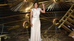Le prix du moment le plus bizarre des Oscars va à...