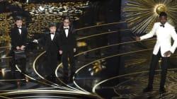 Chris Rock fa un discorso sul razzismo agli Oscar ma gli scappa una battuta
