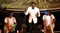 Oscars: les filles de Chris Rock ont fait BEAUCOUP