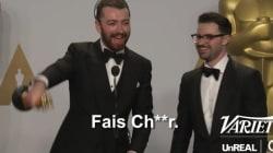 La gaffe de Sam Smith aux Oscars