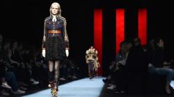 Aux défilés de Milan, une mode