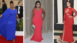 Curvy Red Carpet Babes Of The 2016 Award