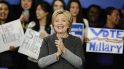 Courting The Middle Will Win Hillary Clinton The White
