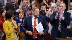 Trudeau Should Apologize To Aboriginal Groups: