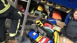 Des milliers de Londoniens enfouis sous les décombres (mais c'est pour la bonne