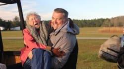 Norma a 90 anni rifiuta gli anticancro e inizia un viaggio on the