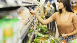 Les Canadiens boudent des fruits et légumes frais, optant pour le