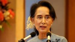 アウンサンスーチー氏の大統領就任、当面は見送り ミャンマー、その背景は?