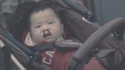 En Chine, une publicité (un peu dingue) pour lutter contre la pollution de