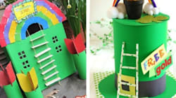 18 Leprechaun Traps To Capture Your Kids'