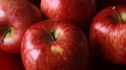 Manzana: no comas las semillas, tienen cianuro y son