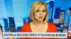 CNN Reports 'Australia Is Building A Wall At Slovenian Border'... We