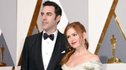 Isla Fisher Smuggled Sacha Baron Cohen's Ali G Costume Into The